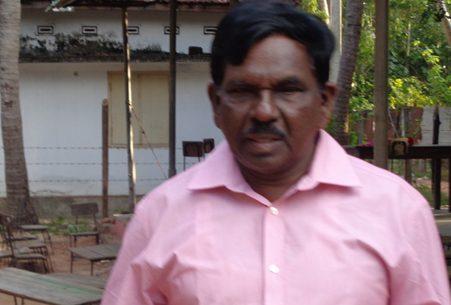 ஓய்வுபெற்ற கிராமசேவை உத்தியோகத்தர் அ.அருள்ராஜசிங்கம்.